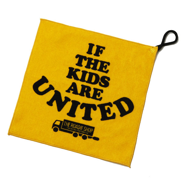 """IF THE KIDS ARE UNITED HAND TOWEL"""