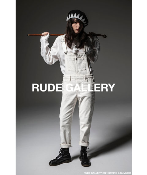 RUDE GALLERY 2021SS STYLING