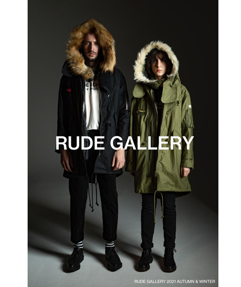 RUDE GALLERY 2021 AUTUMN&WINTER COLLECTION_012