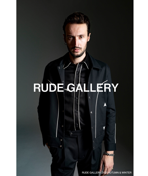 RUDE GALLERY 2021 AUTUMN&WINTER COLLECTION_016