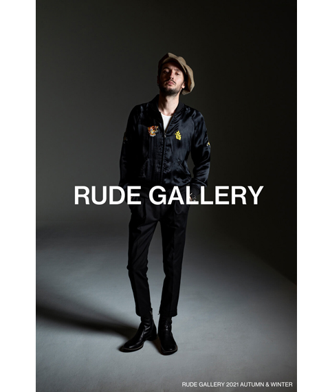 RUDE GALLERY 2021 AUTUMN&WINTER COLLECTION_018