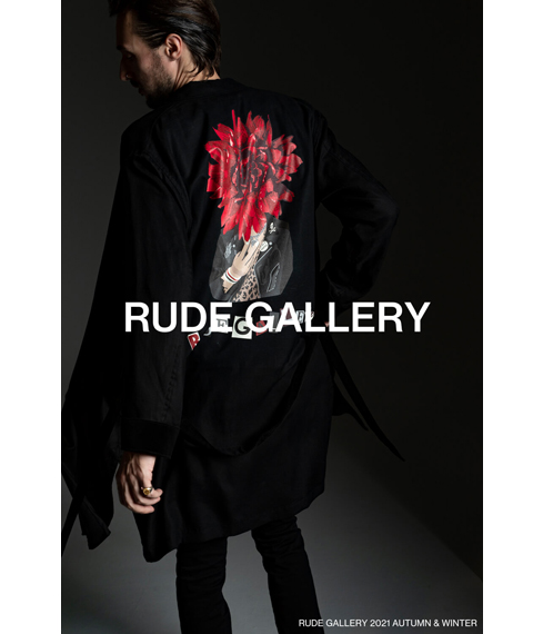 RUDE GALLERY 2021 AUTUMN&WINTER COLLECTION_02