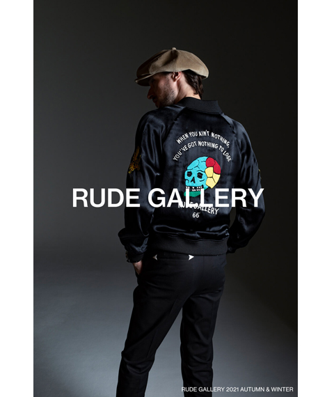RUDE GALLERY 2021 AUTUMN&WINTER COLLECTION_020