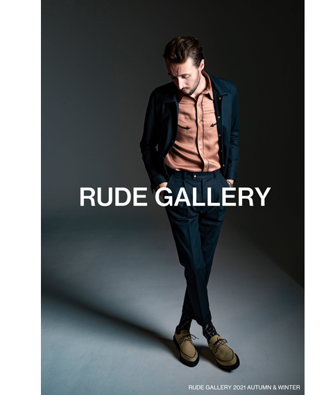 RUDE GALLERY 2021 AUTUMN&WINTER COLLECTION_05
