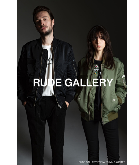 RUDE GALLERY 2021 AUTUMN&WINTER COLLECTION_06