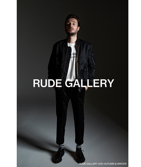 RUDE GALLERY 2021 AUTUMN&WINTER COLLECTION_07