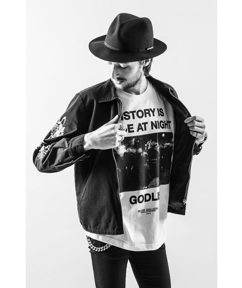 RUDE GALLERY 2019AW STYLING