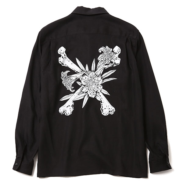 """Lily&Bones-OPEN COLLAR SHIRTS B"""
