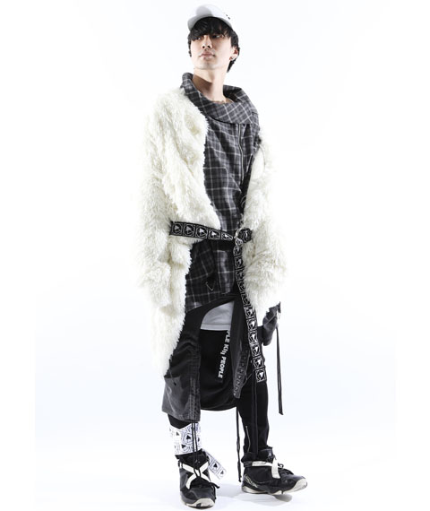 SILLENT FROM ME 2019AW STYLING