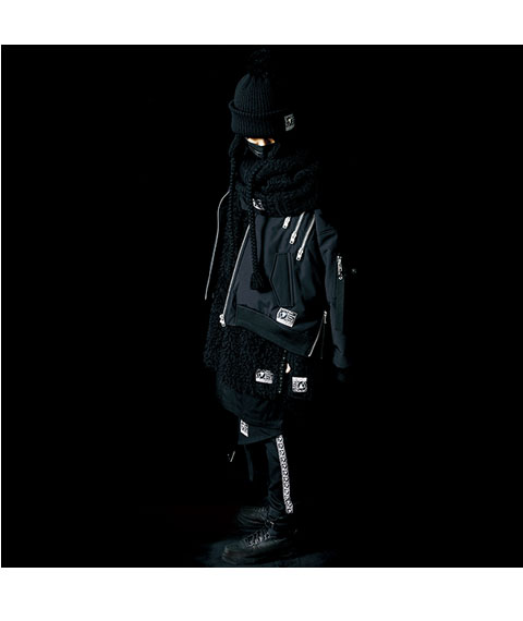 SILLENT FROM ME 2020AW STYLING