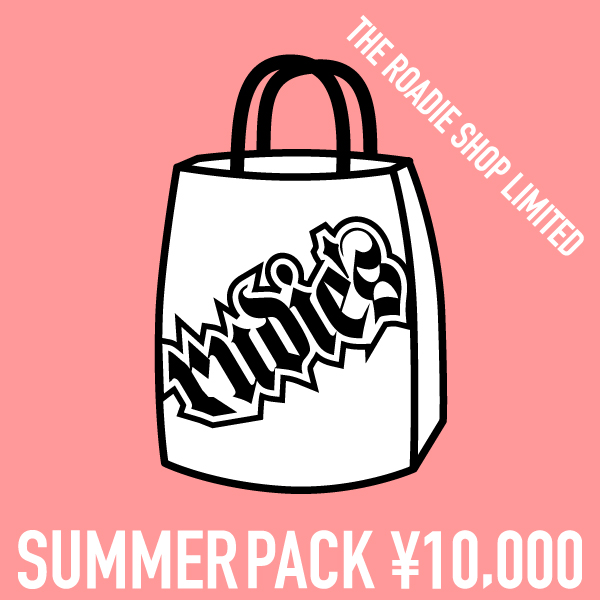 """RUDIE'S 2018 SUMMER PACK"""