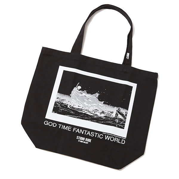 GOD TIME FANTASTIC WORLD-TOTE BAG1