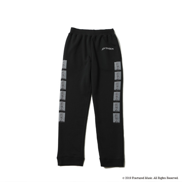 UNKNOWN PLEASURE SWEAT PANTS BY STUDIO RUDE