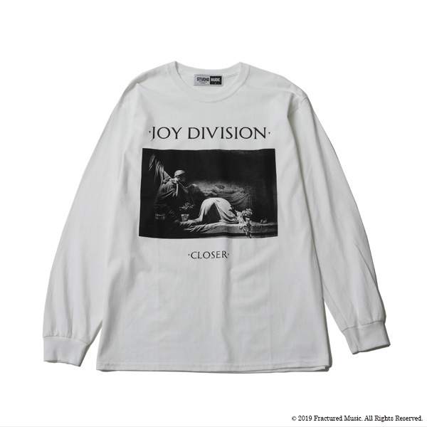 CLOSER L/S TEE BY STUDIO RUDE