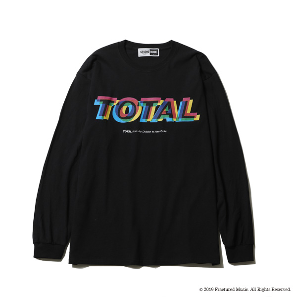 TOTAL L/S TEE BY STUDIO RUDE