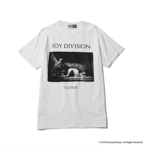 CLOSER S/S TEE BY STUDIO RUDE