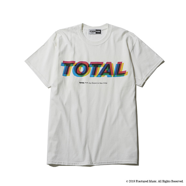 TOTAL S/S TEE BY STUDIO RUDE