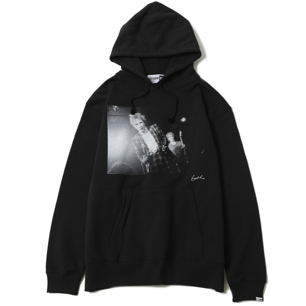 MAKE HISTORY by GODLIS BIG SILHOUETTE PARKA -JOHN