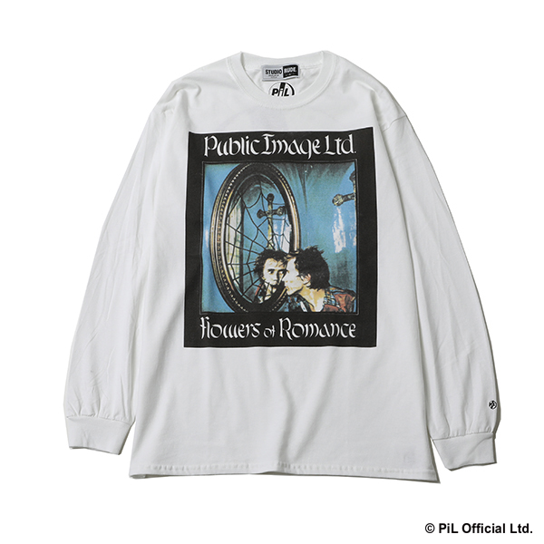FLOWERS OF ROMANCE LS TEE