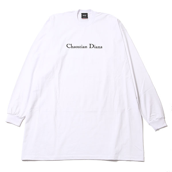 DIANA -Outsize Long Sleeve-