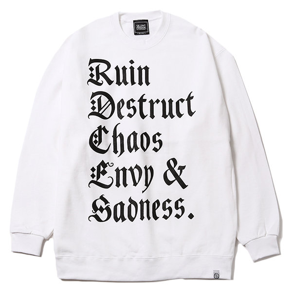 RUBRIC -Crew Sweat-