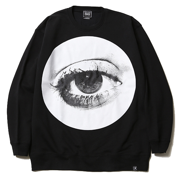 HOLE -Crew Sweat-