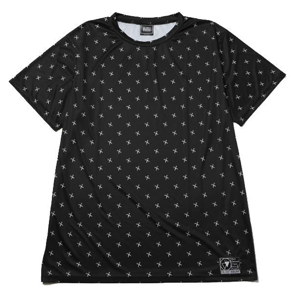 SHEARS -Patterned Short Sleeve-