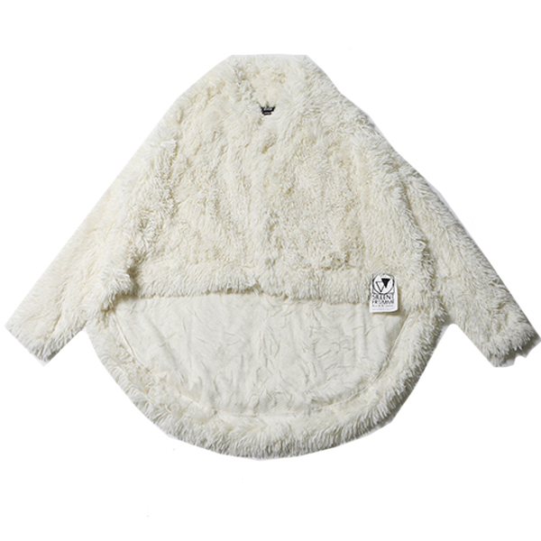 COCOON -Shaggy Knit Cardigan-