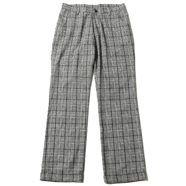 KNOWLEDGE -Wool Slacks-