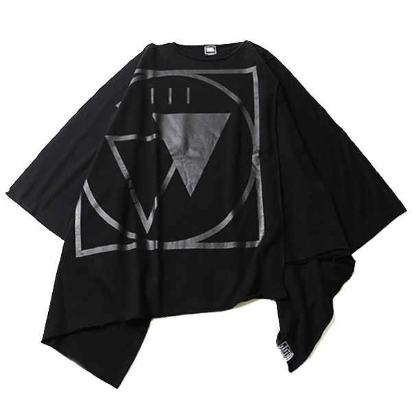 CRYPTIC -Extra Wide Poncho-