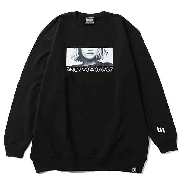 ALONE -Crew Sweat-