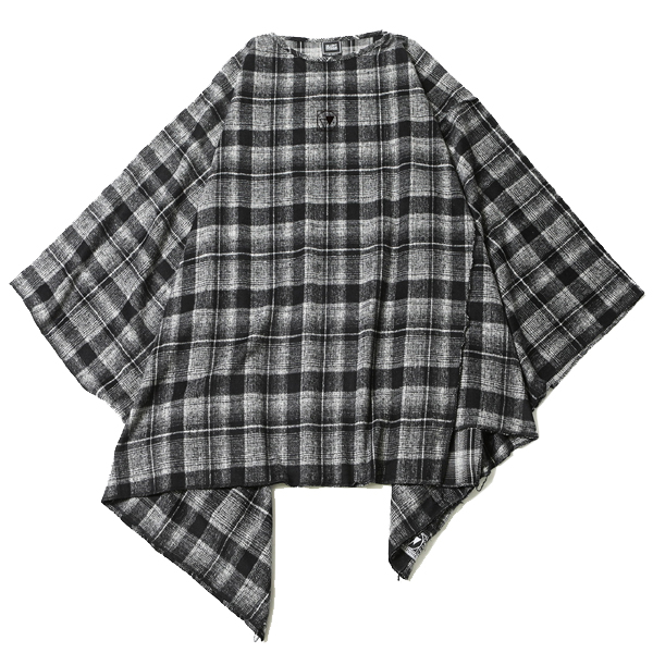 EVIDENCE -Extra Wide Poncho-
