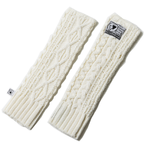 VEIN -Cable Knit Glove-