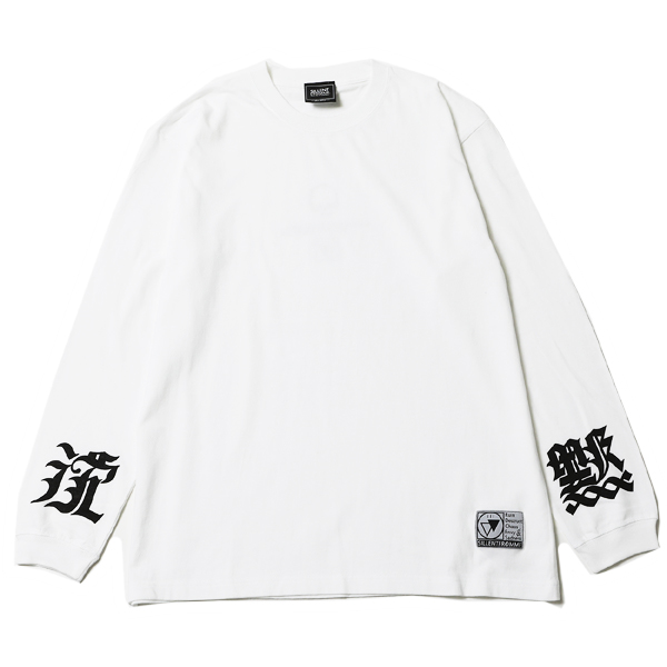沈黙・不穏 -Loose Long Sleeve-