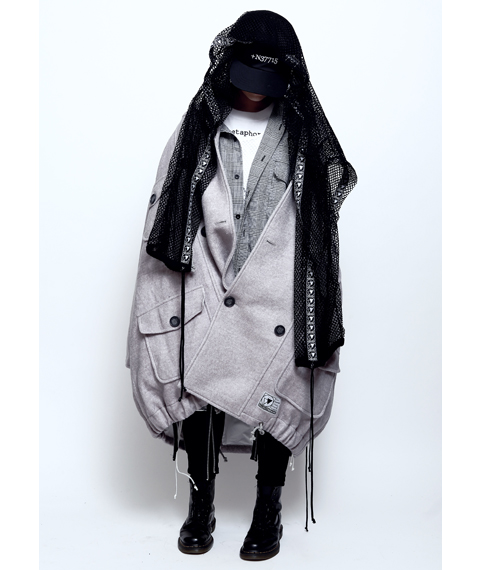 SILLENT FROM ME 2018AW STYLING